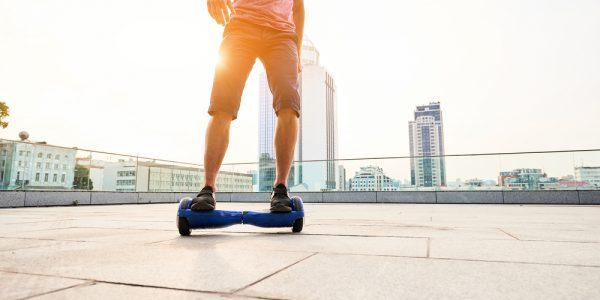 6 bonnes raisons d'aimer le hoverboard